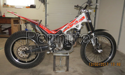 VENDO MOTO DA TRIAL BETA EVO 300 ANNO 2016