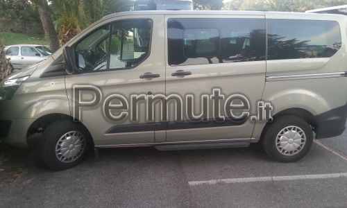 FORD TOURNEO Custom 300