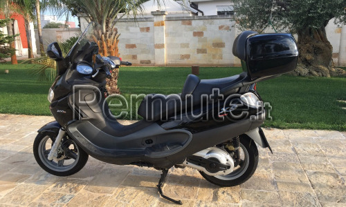 X9 ABS Evolution Piaggio Cilindrata 500