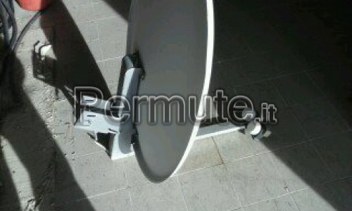 Parabola antenna satellitare