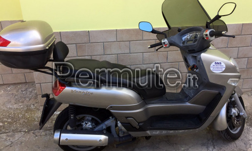 PERMUTO SCOOTER CON TENDER