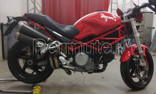 Vendo o scambio ducati monster s2r