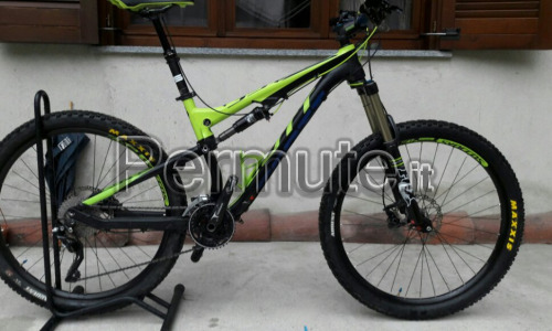 Scott genius 740 mtb full 2015