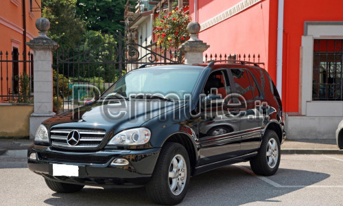 MERCEDES ML 400 CDI V8 BITURBO ANNO 2002 KM 292.000