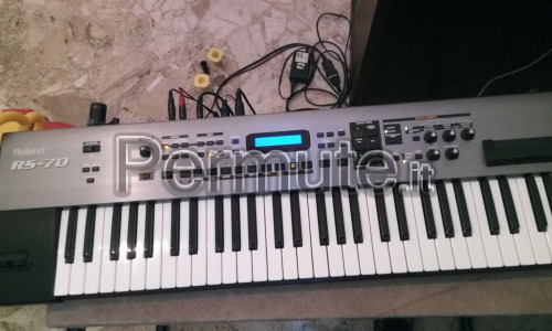 Tastiera synth Roland RS 70