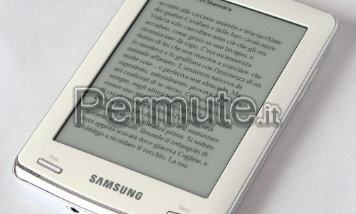 Ebook reader Samsung
