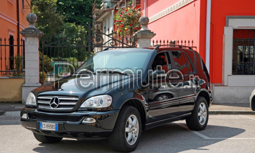 MERCEDES ML 400 CDI V8 BITURBO