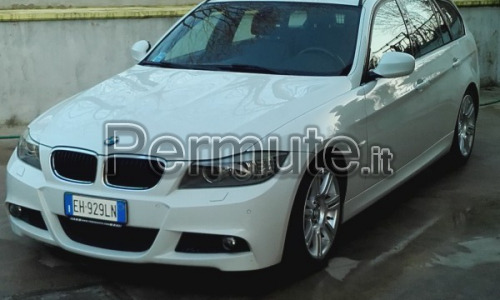 bmw 318d Touring msport