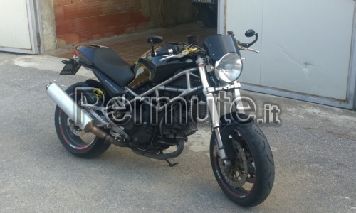 Ducati monster 1000 ie s