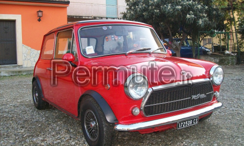 INNOCENTI MINI COOPER 1300 EPOCA VINTAGE