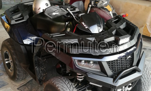 Quad Arctic Cat