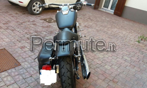 Vendo Honda black widow