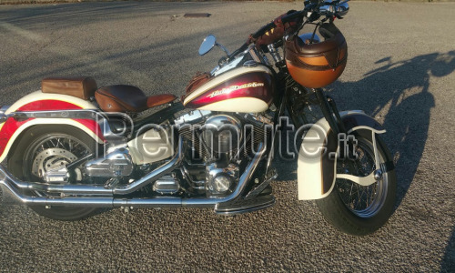 Vendo softail springer del 2007
