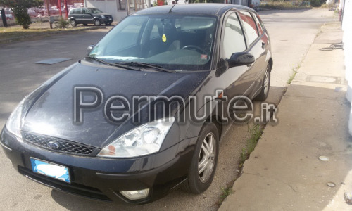 permuto ford focus