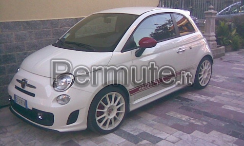 500 ABARTH CON KIT ESSESSE