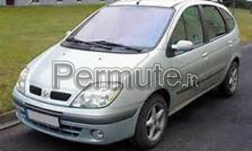Scambio Renault scenic 1.9 dci