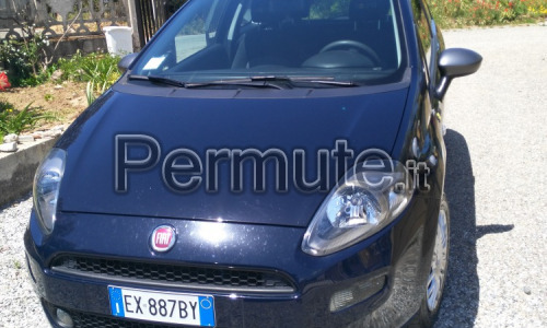 PERMUTO FIAT PUNTO YOUNG GPL