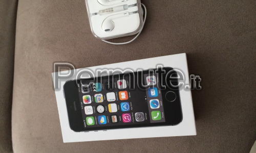 Scambio iPhone 5s 16gb