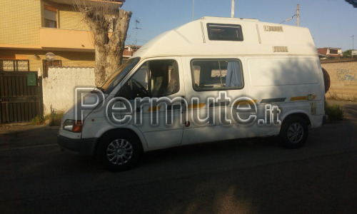 Camper puro - Samos CS Reisemobile Ford 2.5TD 100HP