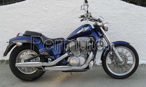 Honda Shadow 600 - anno 1989 - moto d'epoca