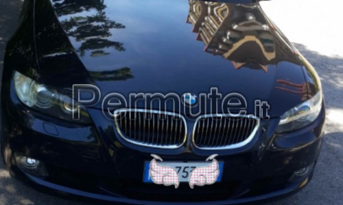 Bmw 325i cabrio e93 attiva full optional