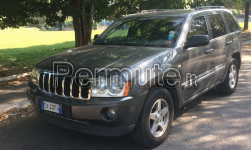 GRAND CHEROKEE 3.0 CRD LIMITED DEL 2006