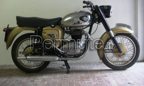 BSA A65 TWIN STAR 63/64