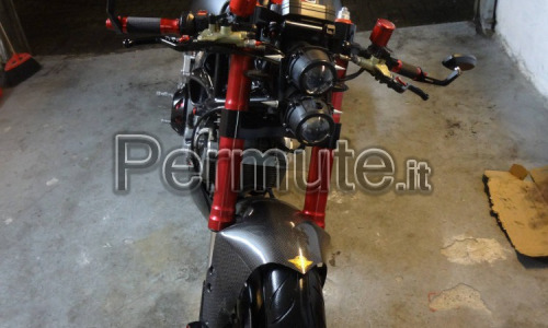 Ducati Monster 900 - 1993 special