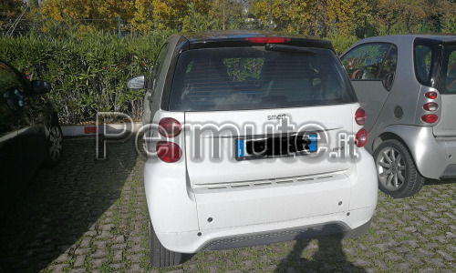 smart ForTwo coupè 451 1.0 52kw pulse 2012