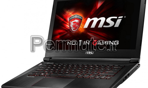 Computer Gaming MSI GS40 Phantom i7 16GB GTX970