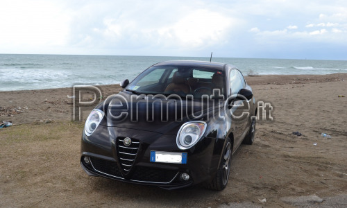 Alfa Romeo MiTo 135 hp turbo multi air