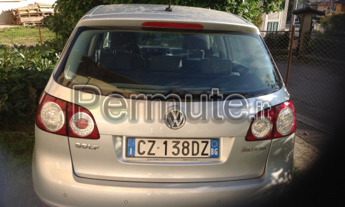 Ww golf plus 2000fsi bz del 2006 full/full optional