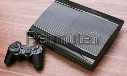 Play station 3 con giochi