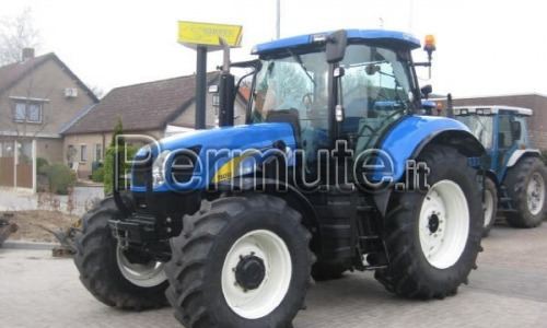 New Holland T6050 RC - 2.500€