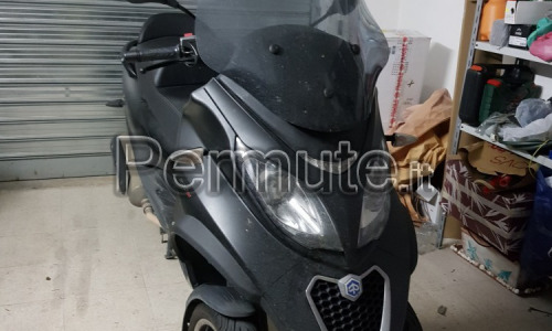 PIAGGIO MP3 500IE SPORT ABS-ASR
