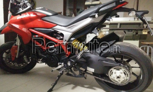 Hypermotard 939 full optional (hyperstrada)