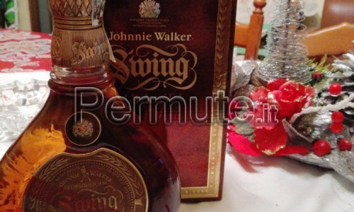 "WHISHIY ""rara"" PIU DI 51 ANNI JOHONNIE WALKER swing"