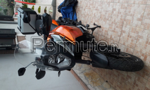 Ktm 1190 Adventurer full optional ,anno 2013 . 30.000 km circa