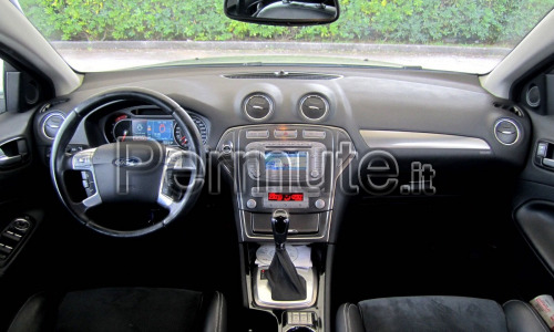 Ford mondeo titanium pack cambio automatico power shift