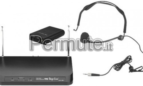 Microfono wireless TXS132SET