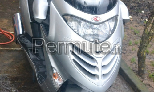 kymco grand dynk o booster 50