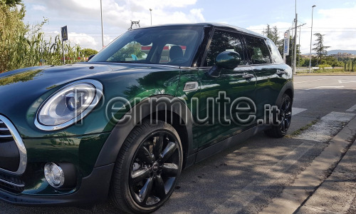 MINI CLUBMAN 1.5 hype