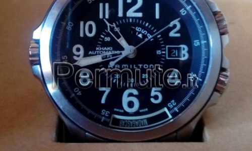 orologio hamilton kakhi edizione limitata japan 660ft harrison ford