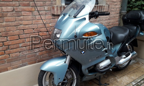 Permuto BMW1100RT 1999 FULL OPTIONAL