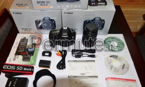 Canon EOS 5D Mark III 24-105mm EF Lens Kit