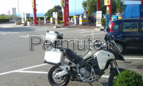 Ducati Multistrada 1200 Enduro Phantom Gray