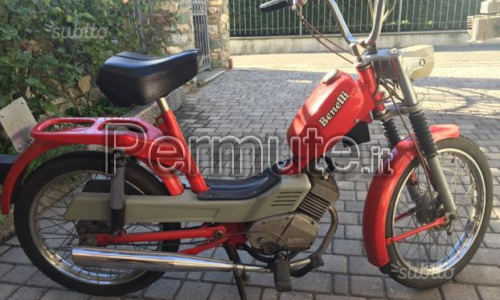 motorino 50 benelli 3 marce