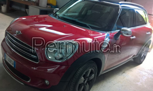 mini cooper countryman one D del 2015