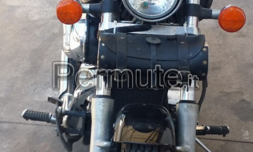 Honda Black Widow 2001 - km 45.000