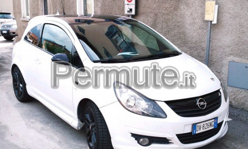vendo Opel Corsa Club Tuning